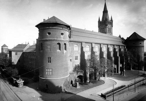 Кёнигсбергский замок в Калининграде