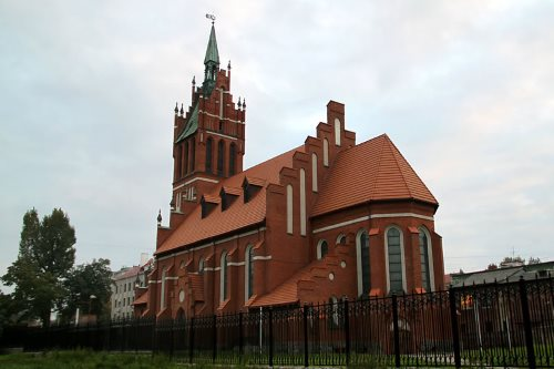 Кирха Святого Семейства (Калининград) – адрес, фото, описание, история