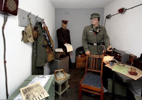 Музей «Блиндаж (Бункер)» в Калининграде