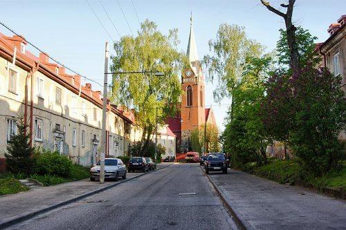 Ратсхоф — старый немецкий квартал Калининграда