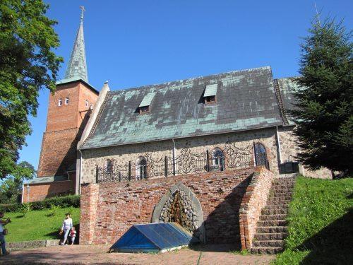 Юдиттен кирха — Свято-Никольский храм в Калининграде