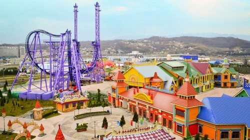 Сочи Парк - тематический парк аттракционов