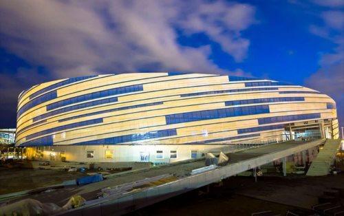 Стадион «Шайба» в Сочи