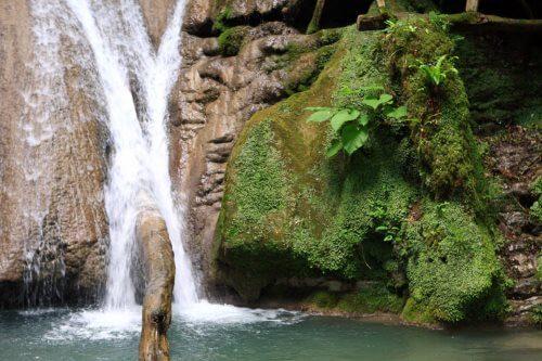 Тридцать три водопада в Сочи