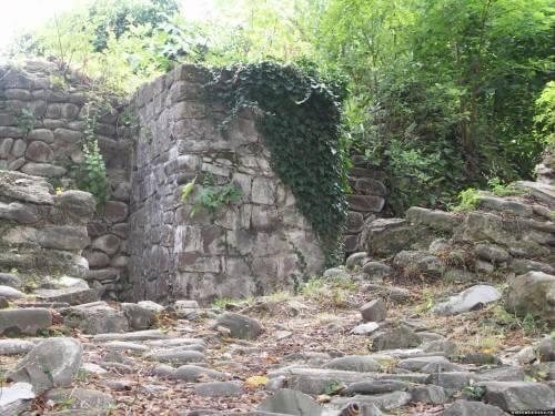 Крепость Годлик близ Сочи