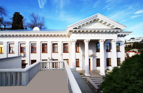 Литературно-мемориальный музей Н. Островского в Сочи