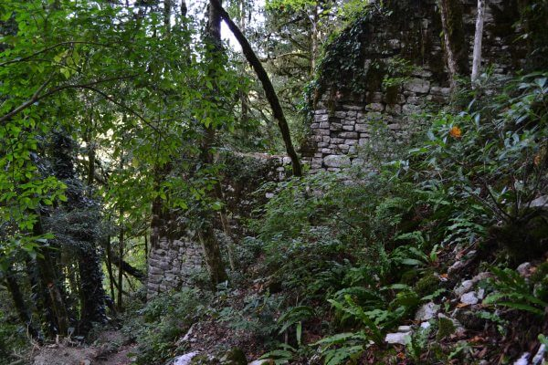 хостинская крепость