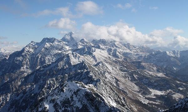 Гора Агепста близ Сочи