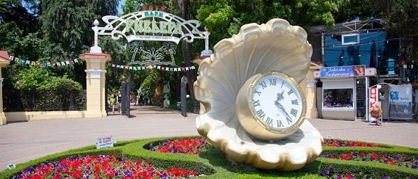 Парк Ривьера в Сочи
