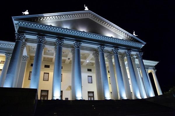 Зимний театр Сочи